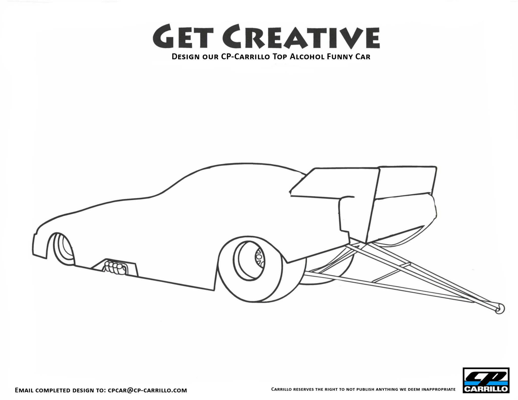 printable car silhouette cake ideas and designs