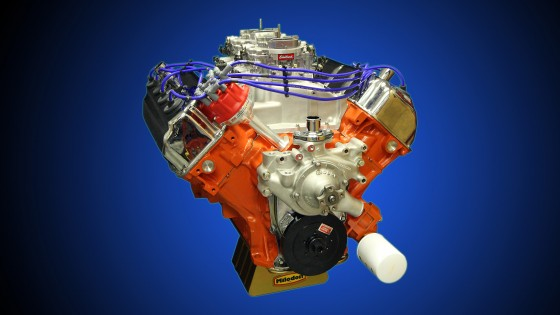 426 Hemi Engine
