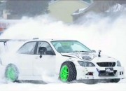 Lexus Drift