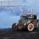 Rat Rod Burnout