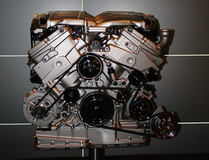 Watch Bentley's Twin Turbo W12 Engine Being Made | Horsepower Monster