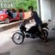 Moped Wreck