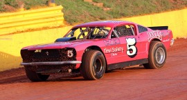 Great Racing Action from Lancaster (SC) Motor Speedway