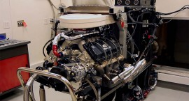 Building Ford Race Engines for the Daytona 500
