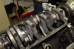 AMC 390 Crank and Rods