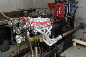 AMC 390 Engine Dyno