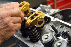 Comp Cams Gold Rocker Arms