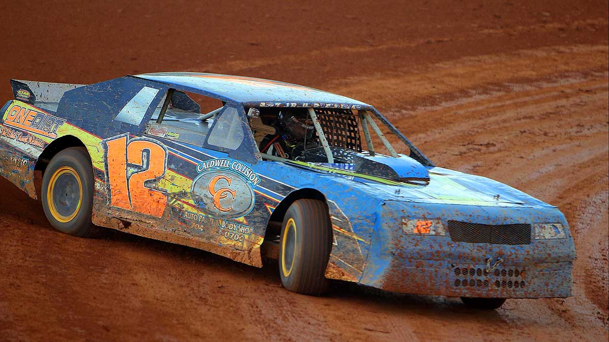 Race Car Videos Dirt Track